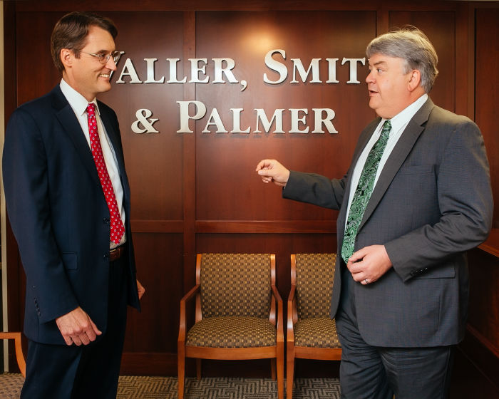 Meet the attorneys at Waller Smith & Palmer